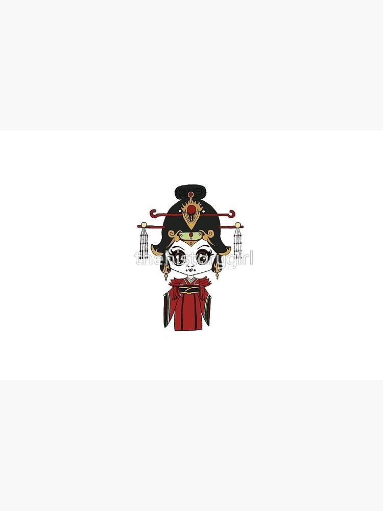Wu Zetian de thehistorygirl