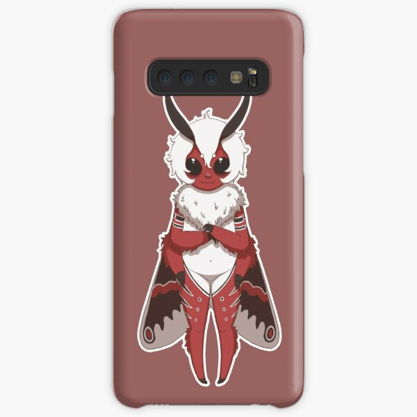 Cecropia Moth Girl Samsung Galaxy Snap Case