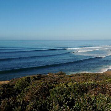 Bells Beach, Victoria, Australia. May 2014. by kaysharp