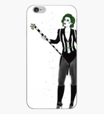 Lady Juice iPhone Case