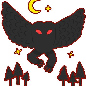 Mothman - Cryptid by StarCrytid
