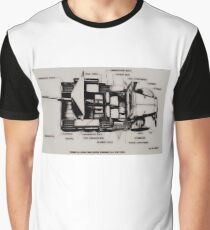 Jeep Grafik T-Shirt