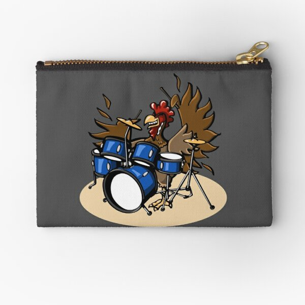 Rock With Your Cock! Zipper Pouch
