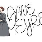 Jane Eyre - figure by bookishwhimsy
