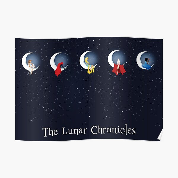 the lunar chronicles Poster
