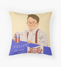 Home Alone Fuller Throw Pillow