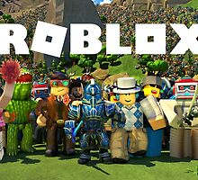 Roblox Posters | Redbubble