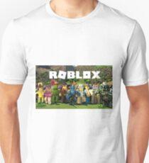 ROBLOX GIFT ITEMS - Tshirt - Phone Case - Pillows - Mugs & Much More.. Unisex T-Shirt