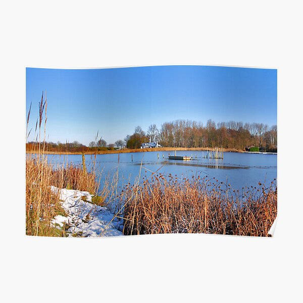 Beautiful angling spot 2 Poster