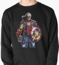 Stan Lee Tribute Excelsior 1922-2018 Pullover