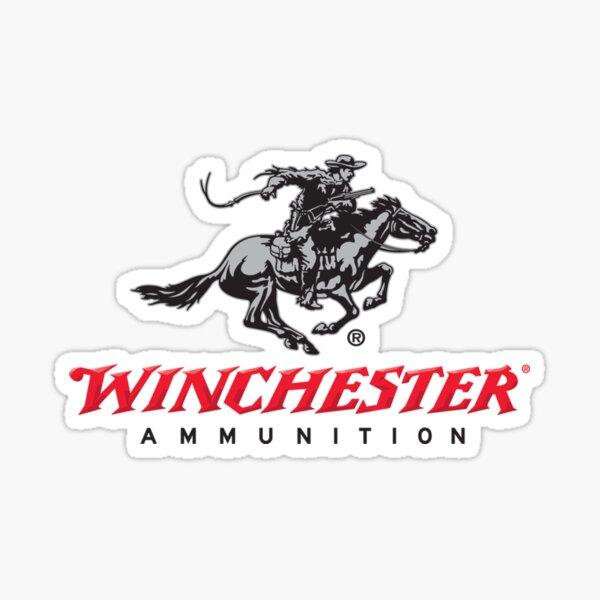 Winchester Gun Tee Sticker