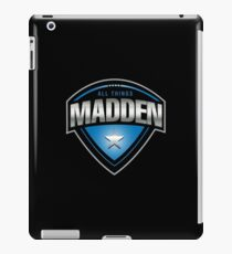 All Things Madden iPad Case/Skin