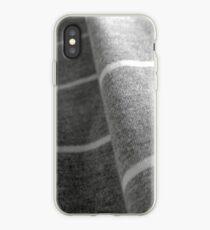 Wavy stripes iPhone Case
