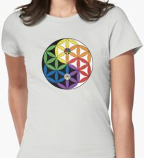 Balance of Life Women's Fitted T-Shirt