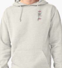 why she disappeared Pullover Hoodie