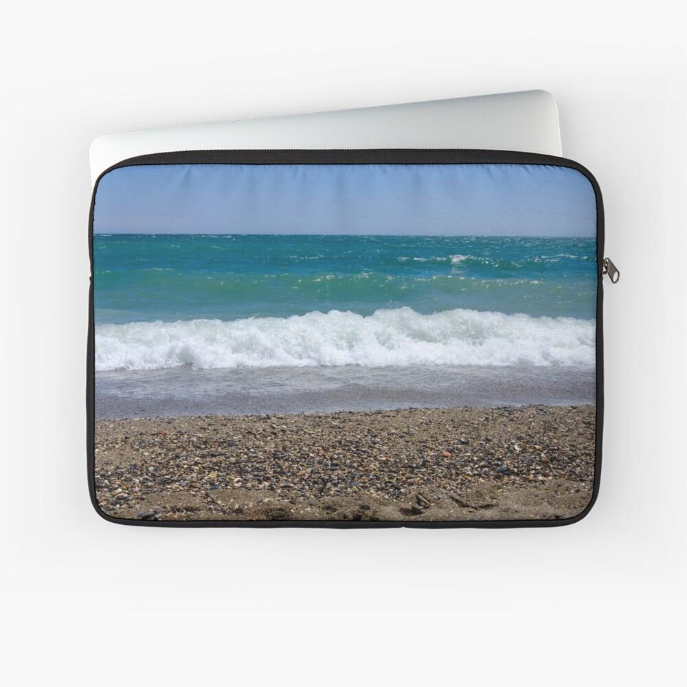 el mar  Laptop Sleeve