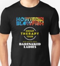 HOOTIE AND THE BLOWFISH TOUR 2019 Unisex T-Shirt