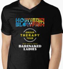 HOOTIE AND THE BLOWFISH TOUR 2019 Men's V-Neck T-Shirt