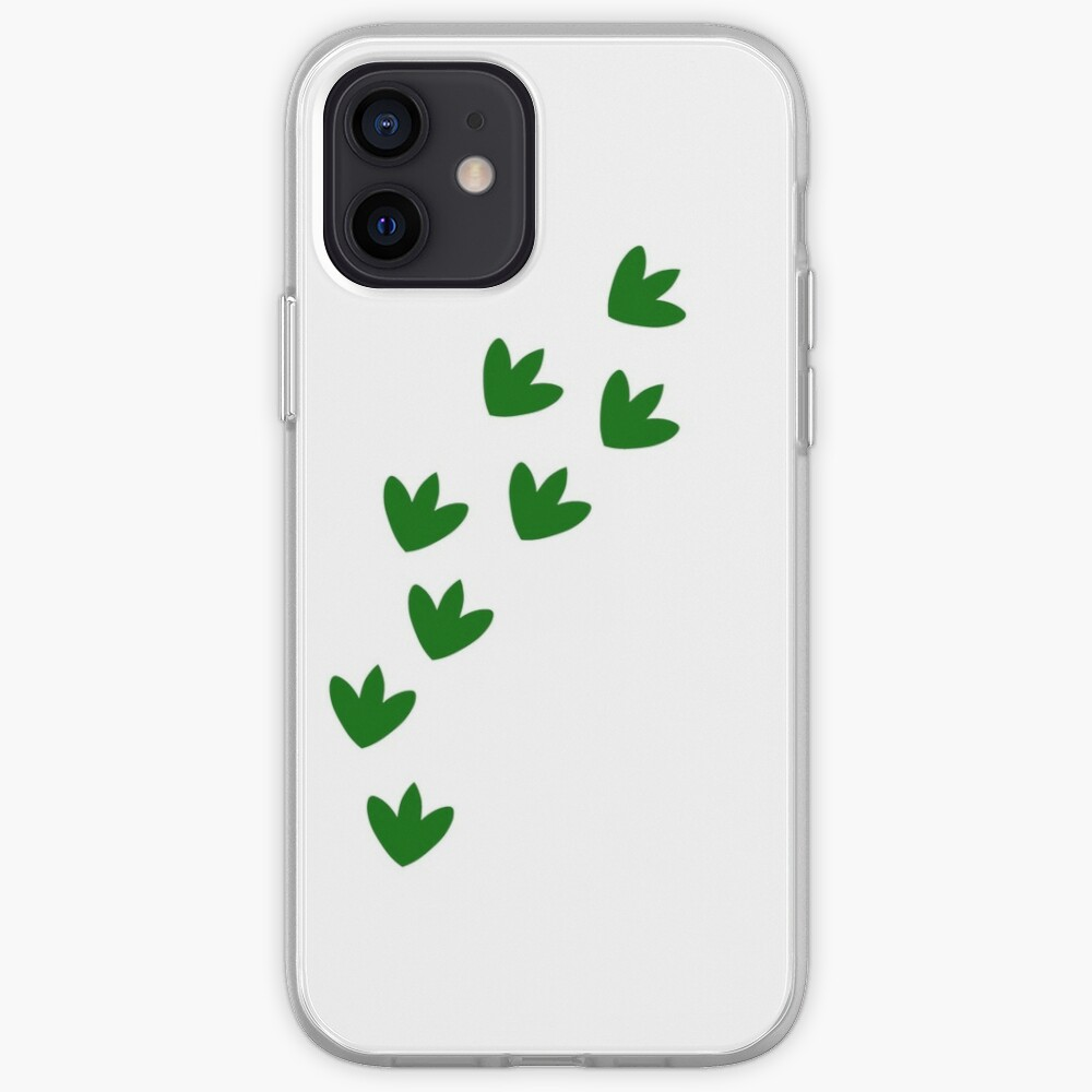 Dinosaur Footprints iPhone Case & Cover