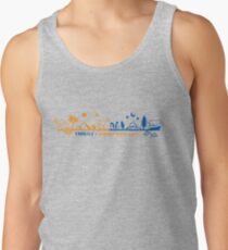 Fragile - handle with care! version 2 Tank Top