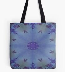 Kaleidoscopic mandala Tote Bag c94e885b3cf95