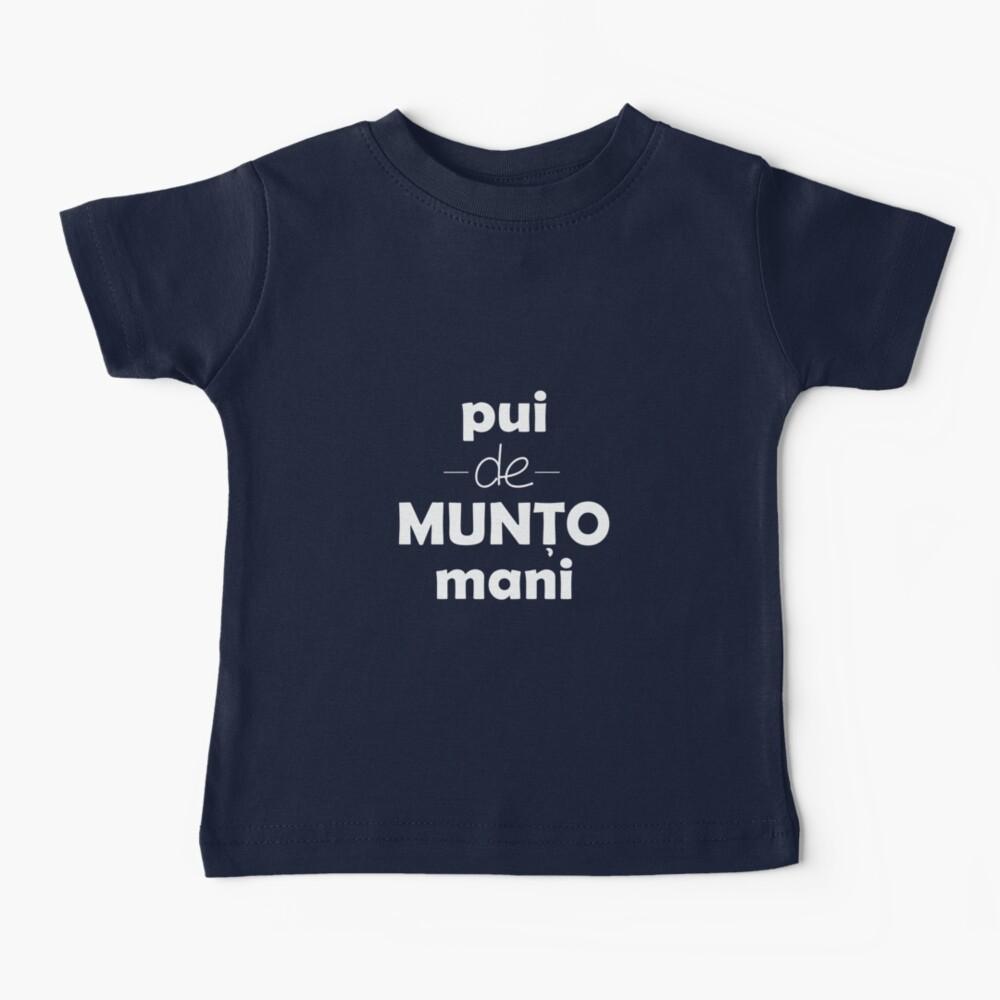 Pui de muntomani Baby T-Shirt