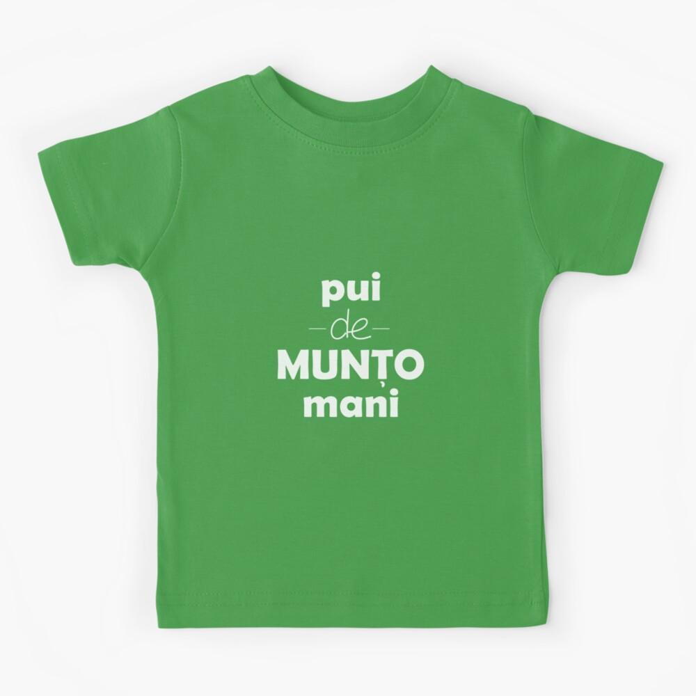 Pui de muntomani Kids T-Shirt
