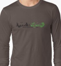 Which Planet Are You On? - version 2 Long Sleeve T-Shirt