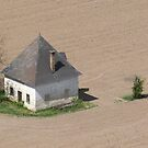 A House in the Middle of the Field by Tjaša Rome