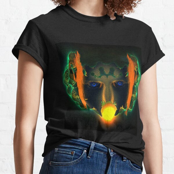 The Curse Of The Muted Valley by Spaced Painter Classic T-Shirt