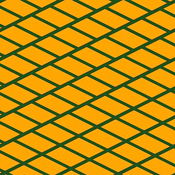 Yellow Grid by procrest