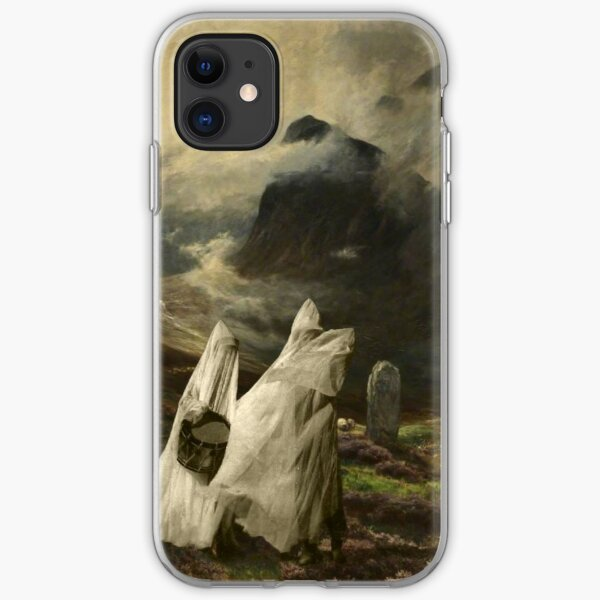 THE SAD AND THE BEAUTY iPhone Soft Case