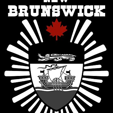 New Brunswick - Coat of Arms by lemmy666