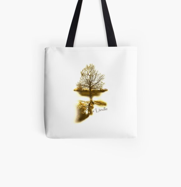 s Ländle Allover-Print Tote Bag