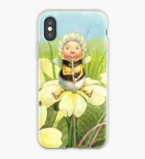'Beebod' - cute bee-pixie iPhone Case
