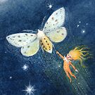 Snip - cute spark-pixie by Petra Brown