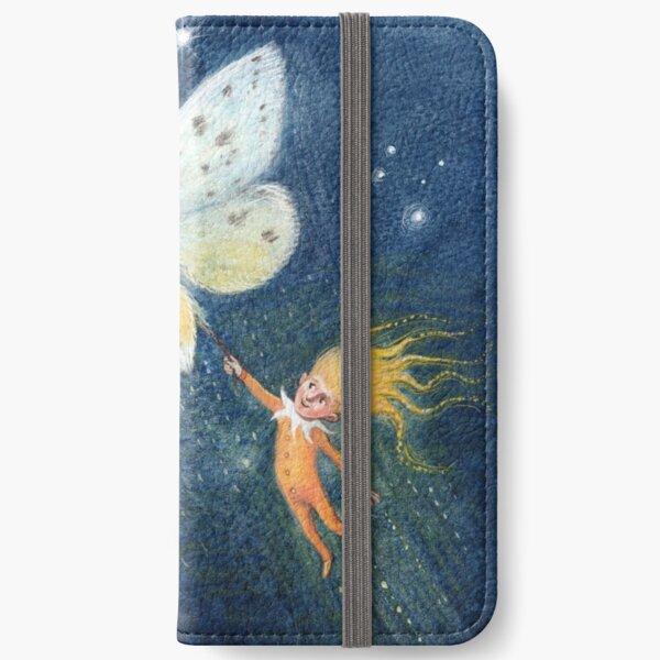 Snip - cute spark-pixie iPhone Wallet