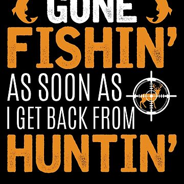 Hunting & Fishing T Shirt Gift for Hunters Love Hunt Fish Hunting Season deer elk duck bear coyote pheasant coon turkey bird yes I am an achievement hunter compound bow crossbow hunting by bulletfast