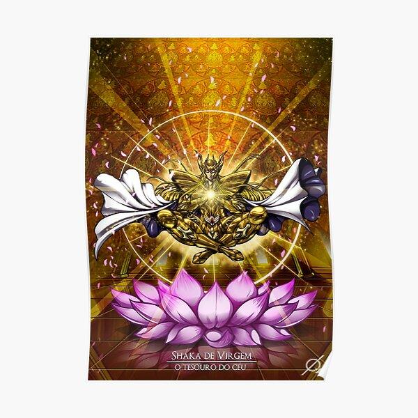 Shaka Virgo Poster