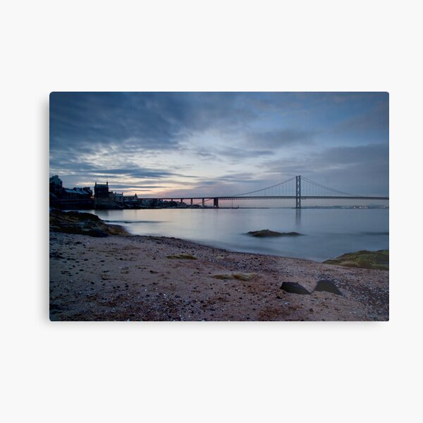 Forth Road Bridge Metal Print