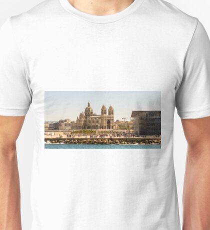 Fun in Muceum Square, Marseille  T-Shirt