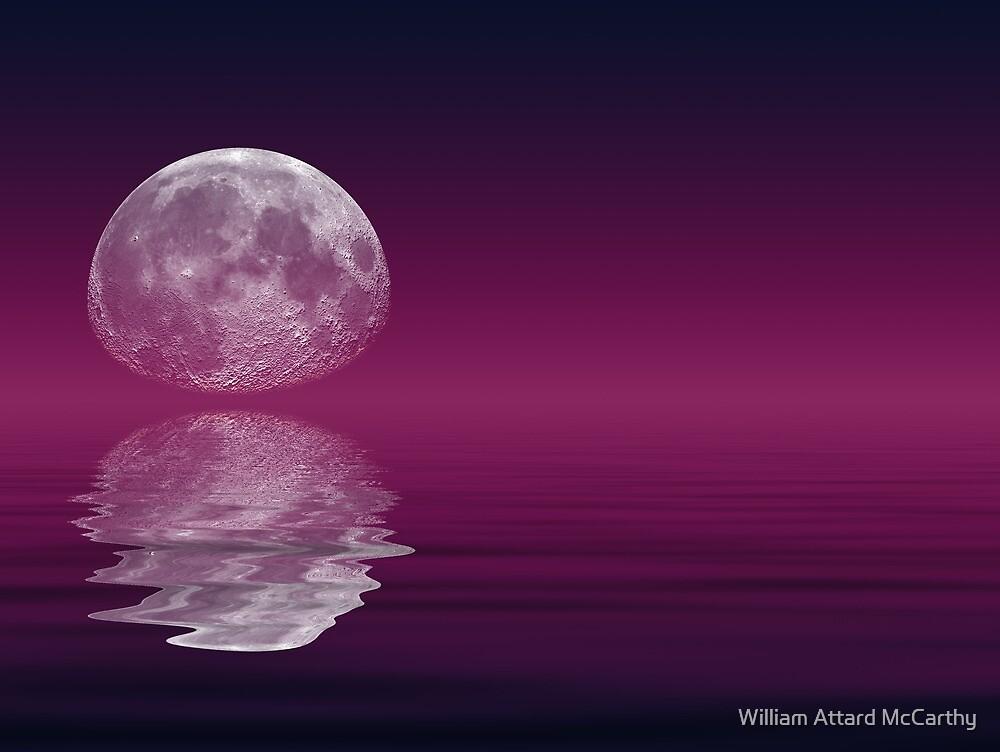 Purple Moon by PhotoWorks