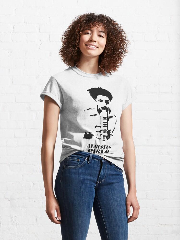 Alternative Ansicht von Augustus Pablo Classic T-Shirt