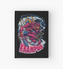 BEWARE, THE KRAMPUS Hardcover Journal