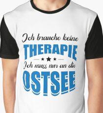 Ostsee Grafik T-Shirt