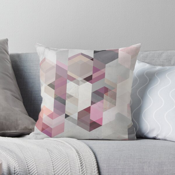 Nordic Combination 22 Y Throw Pillow