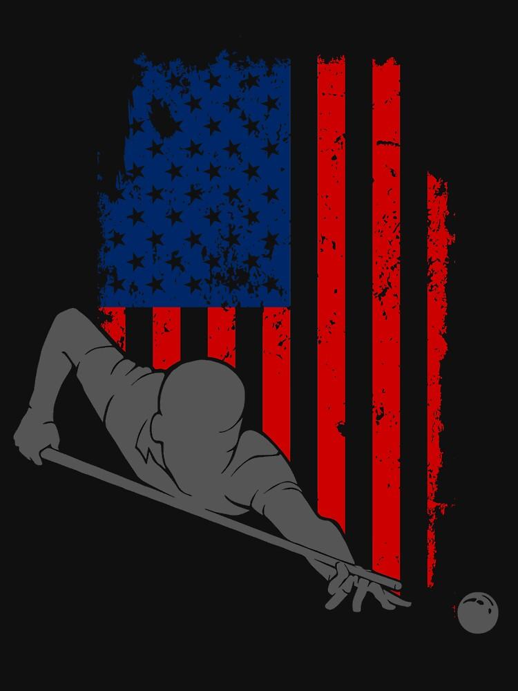 America billiards by GeschenkIdee