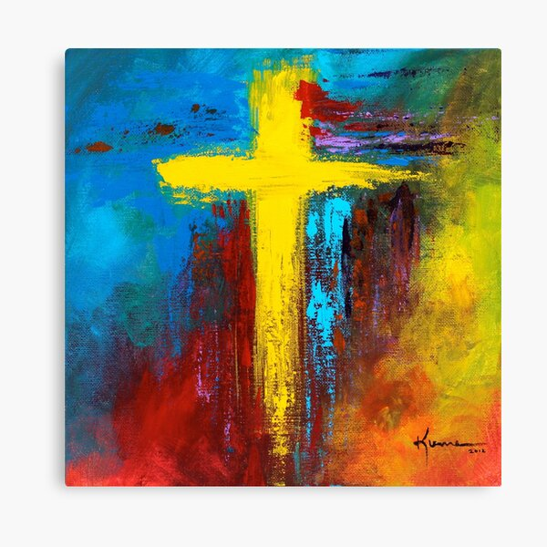 Cross 2 Canvas Print