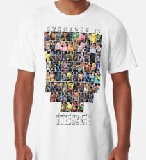 Camiseta larga ¡Todos estan aqui! - Super Smash Bros Ultimate