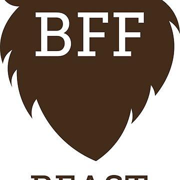 Wrack BFF Prinzessin Beast Friend von ijoshtherefore